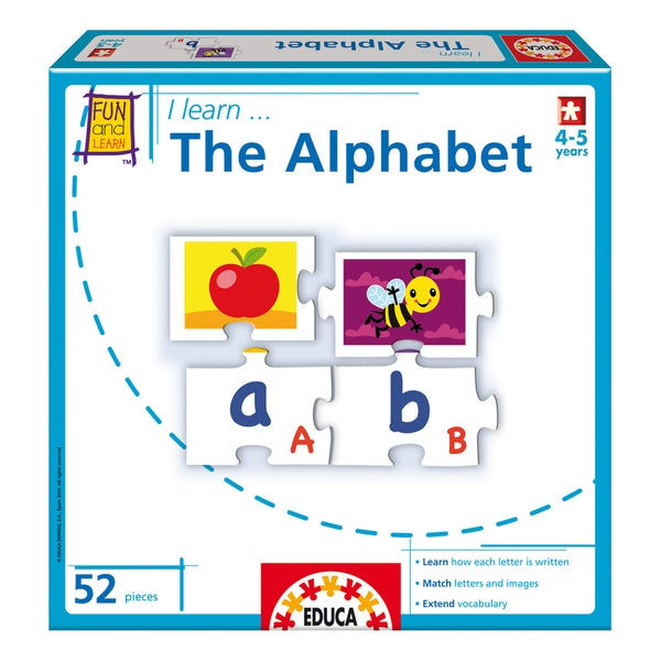 I Learn The Alphabet