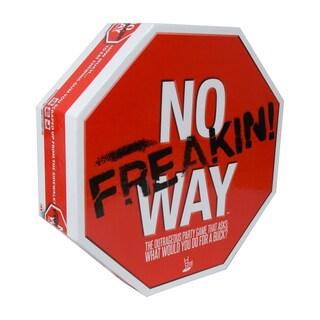 No Freakin Way