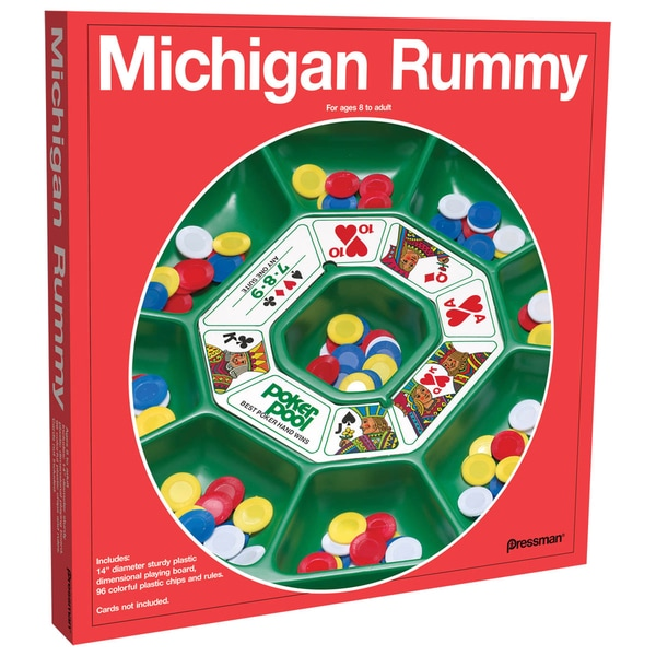 Michigan Rummy Game 17725174