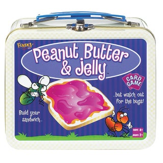 Lunch Box Games Peanut Butter and Jelly Game