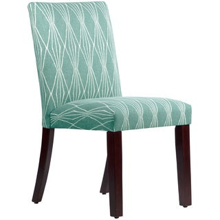 Skyline Furniture Uptown Hand-cut Rain Shapes Dining Chair