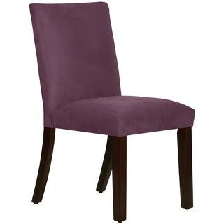 Skyline Furniture Uptown Premier Purple Dining Chair