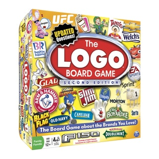 The Logo Board Game Second Edition