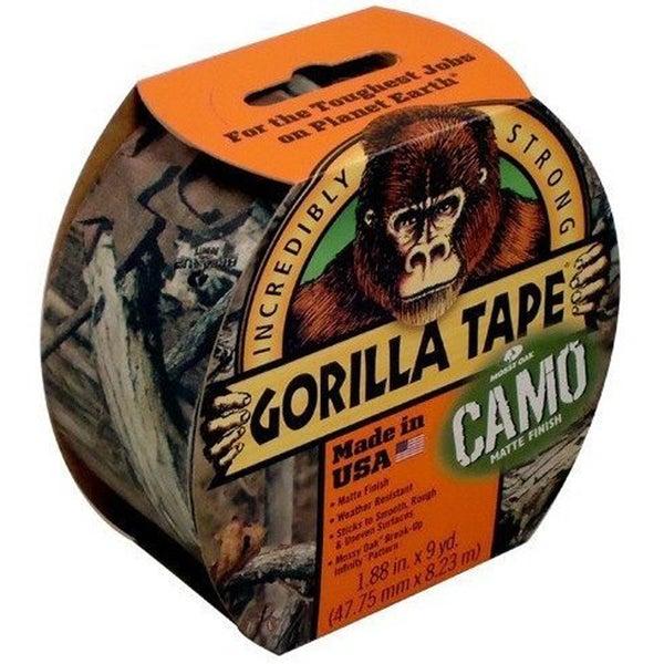 GORILLA TAPE 9 YARDS CAMO