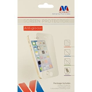 MyBat Anti-Grease Screen Protector for HTC 510 (Desire 510) Retail Packaging Clear