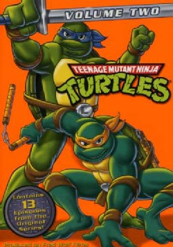 Teenage Mutant Ninja Turtles Vol 2 (DVD)