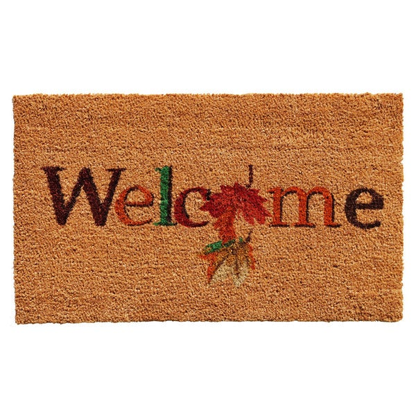 Fall Beauty Doormat (1'5 x 2'5)