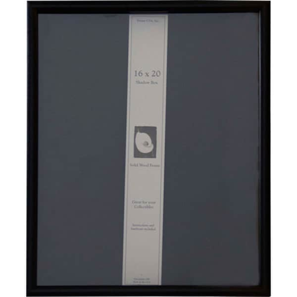 Shadow Box Elite 16x20 Frame 18453624 Overstock Com