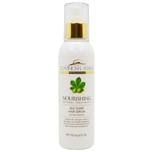 Dominican Magic Silk Shine 6-ounce Hair Serum
