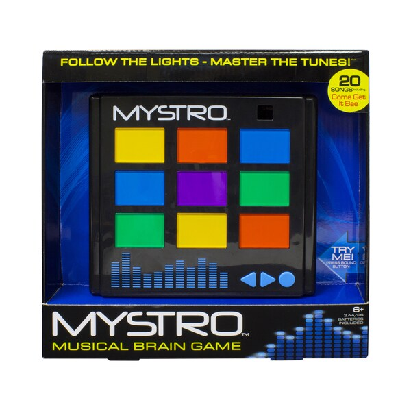 Mystro Musical Brain Game