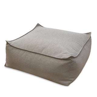 outdoor indoor weather resistant bean bag ottoman. Black Bedroom Furniture Sets. Home Design Ideas