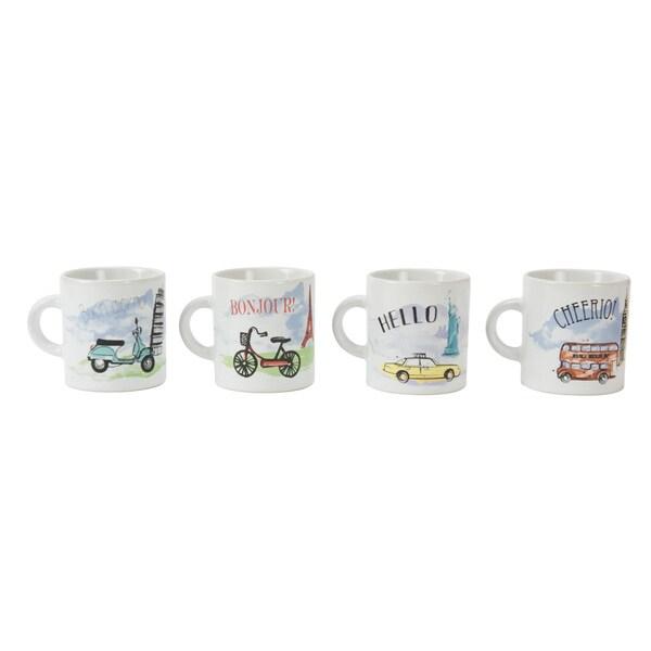 S/4 Espresso Cups - 4oz 17733264
