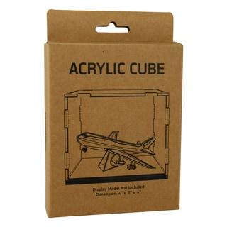 Metal Earth Acrylic Display Cube 4-inch x 5-inch x 4