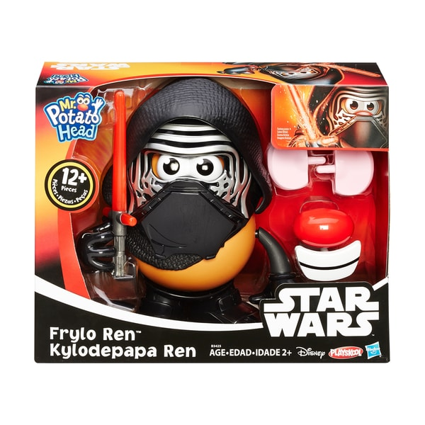 Playskool Mr Potato Head Star Wars Frylo Ren