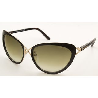 Tom Ford Women's TF0321 Daria Cat-Eye Sunglasses