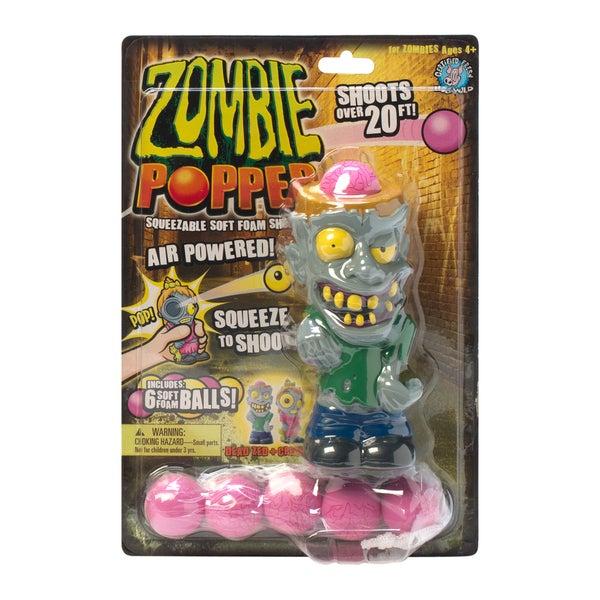 Zombie Popper Dead Zed
