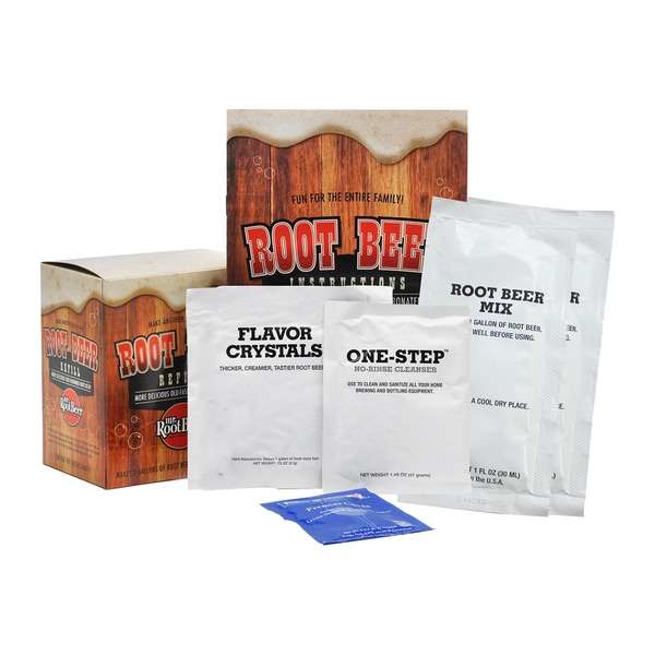 Root Beer Refill Kit