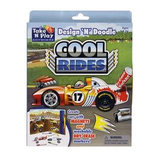Design 'N' Doodle Cool Rides