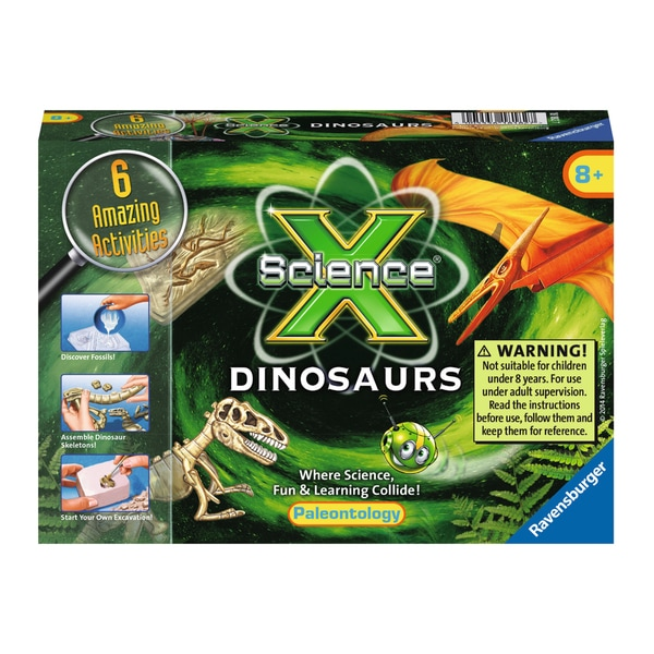 Science x Mini Dinosaurs