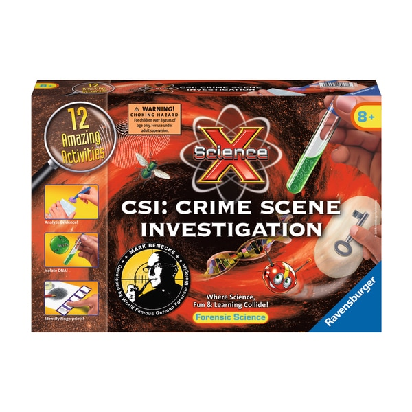 Science x Midi CSI: Crime Scene Investigation