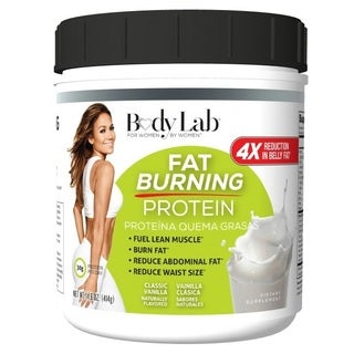 BodyLab Fat Burning 14.6-ounce Protein Vanilla