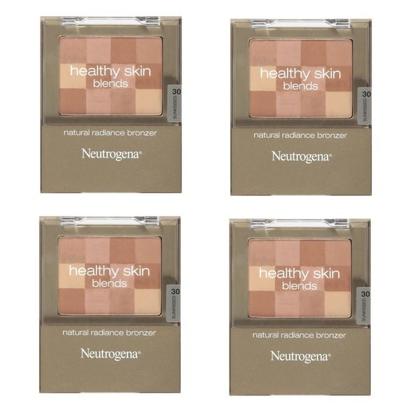 Neutrogena Skin Blends Natural Radiance Sunkissed Bronzer (Pack of 2 or 4)