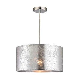 Sterling Home Boulevard 1-light Pendant in Silver