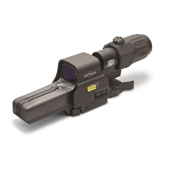 EOTech HHS III Outfit - 518-2 Sight and G33 Magnifier