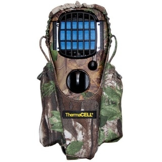 Thermacell Mosquito Repellent Realtree Xtra Green Holster