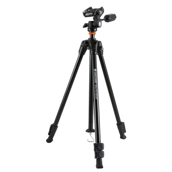Vanguard Alta CA 203AO Tripod s PH-20 Pan Head (Black)