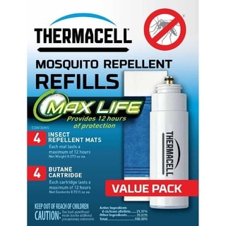 Thermacell Max Life Refill Pack for Repellers