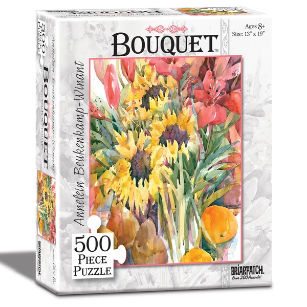 Bouquet See You in September 500-Piece Puzzle