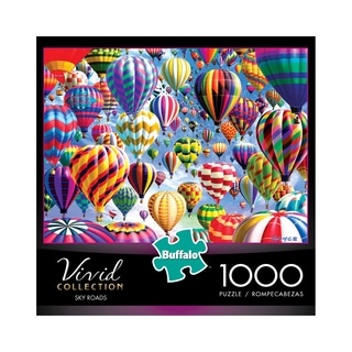 Vivid Collection Sky Roads: 1000-piece