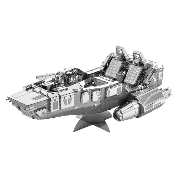 Metal Earth 3D Laser Cut Model Star Wars Episode 7 First Order Snowspeeder