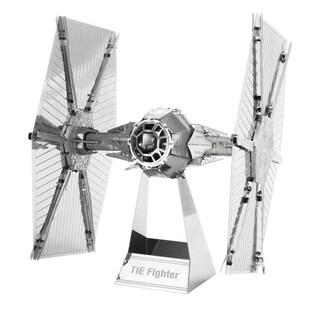 Metal Earth 3D Laser Cut Model Star Wars TIE Fighter