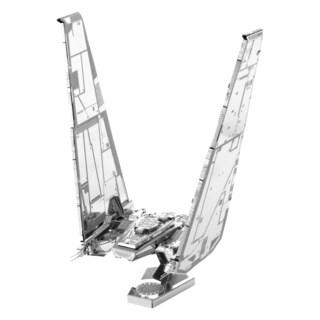 Metal Earth 3D Laser Cut Model Star Wars Episode 7 Kylo Ren's Command Shuttle