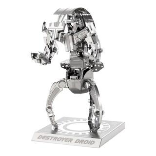 Metal Earth 3D Laser Cut Model Star Wars Destroyer Droid