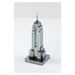 Metal Earth 3D Laser Cut Model Empire State Building