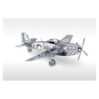 Metal Earth 3D Laser Cut Model P-51 Mustang