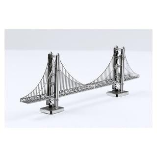 Metal Earth 3D Laser Cut Model Golden Gate Bridge