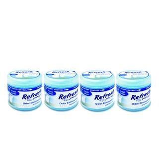 Refresh Your Car 4.5-ounce Gel Car Air Freshener (4 Pack)
