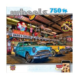 Wheels Custom Classics: 750 Pcs