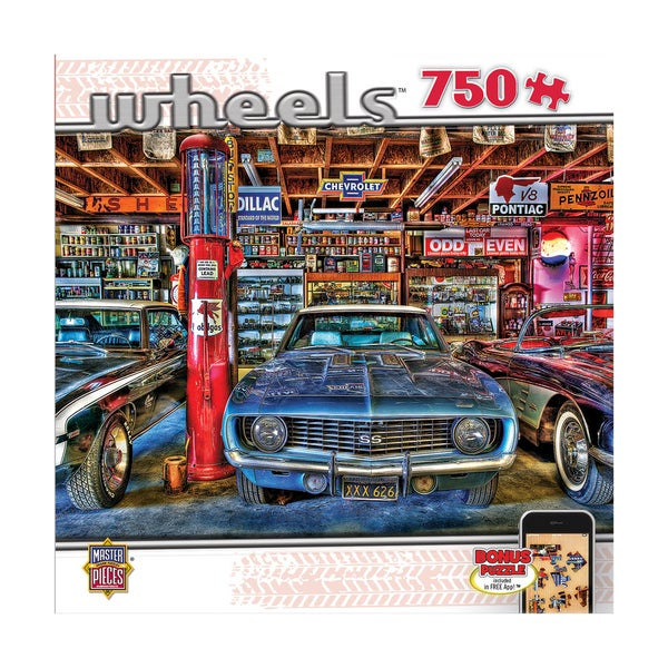 Wheels Super Sport: 750 Pcs