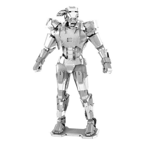 Metal Earth 3D Laser Cut Model Marvel Avengers War Machine