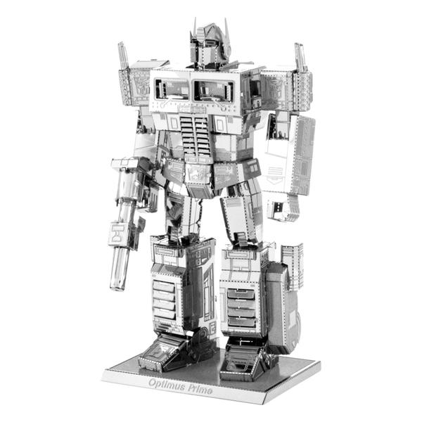 Metal Earth 3D Laser Cut Model - Transformers Optimus Prime 17735144