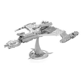 Metal Earth 3D Laser Cut Model Star Trek Klingon Vor'cha Class