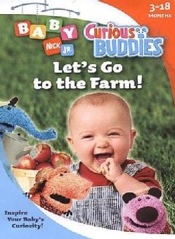 Curious Buddies: Let's Go To The Farm (DVD)