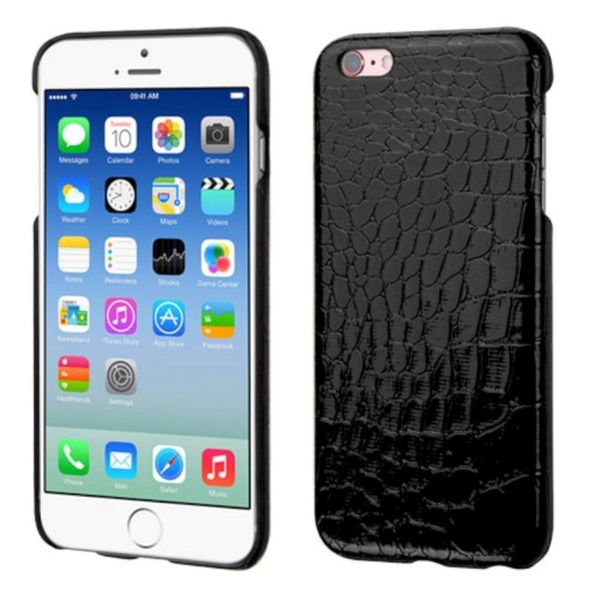 Insten Crocodile Hard Snap-on Skin Case Cover for Apple iPhone 6/ 6s