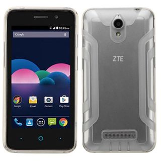 Insten TPU Rubber Candy Skin Case Cover for ZTE Obsidian