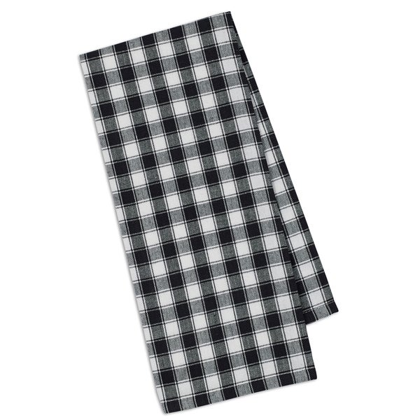 French Check Dishtowel Set